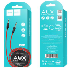 Hoco Auxiliary-In  Cable 3.5mm UPA11
